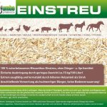 Miscanthus-Jumbogras Einstreu-Produkte, lose